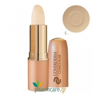 Coverderm Concealer No4 SPF30 6g