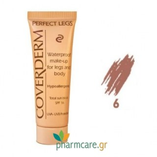 Coverderm Perfect Legs 06 50ml