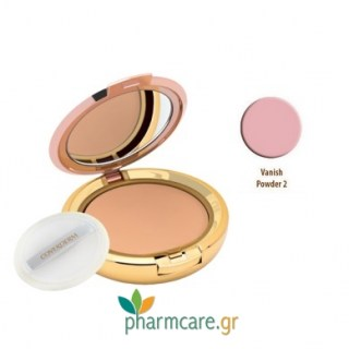 Coverderm Vanish Anti-Rougeur Compact Powder 02 10gr