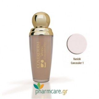 Coverderm Vanish Concealer plus SPF15 No1 8ml