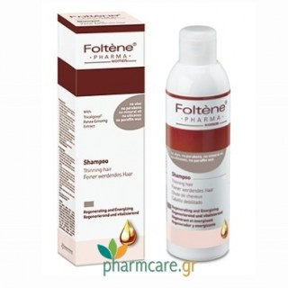 Foltene Thinning Hair Shampoo για τη γυναίκα 400ml