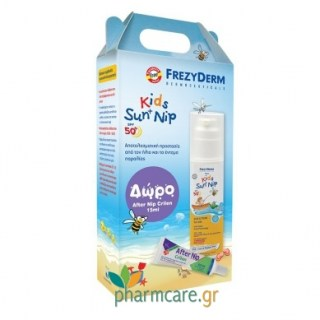 Frezyderm Kids Sun & Nip SPF50+ 150ml + ΔΩΡΟ After Nip Crilen 15ml