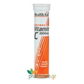 Health Aid Vitamin C 1000mg 20tabs
