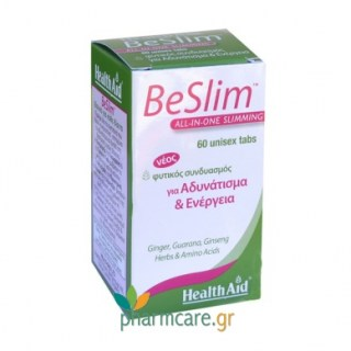 Health Aid BeSlim All-In-One 60 unisex tabs