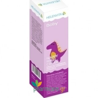 Pharmex Helenvita Baby Nappy Rash Cream Κρέμα Αλλαγής Πάνας 150ml