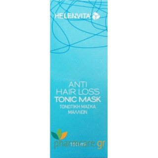 Pharmex Helenvita Anti Hair Loss Tonic Mask Τονωτική Μάσκα Μαλλιών 150ml
