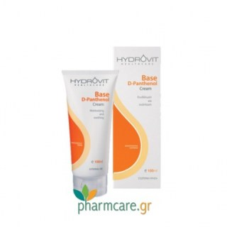 Hydrovit Base D-Panthenol Cream 100ml