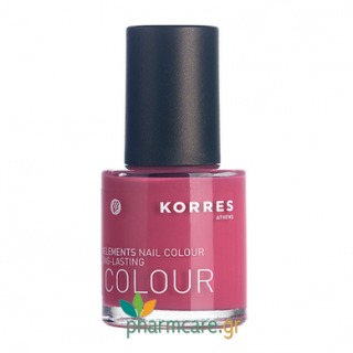 Korres Μυρο & Ιχνοστοιχεία - Nail Colour 23 cyclamen 11ml