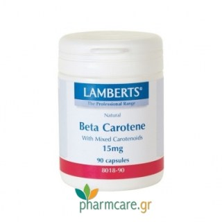Lamberts Beta Carotene natural 15 mg 90caps
