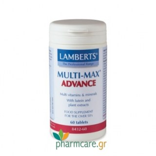 Lamberts Multi Max ADVANCE 60tabs