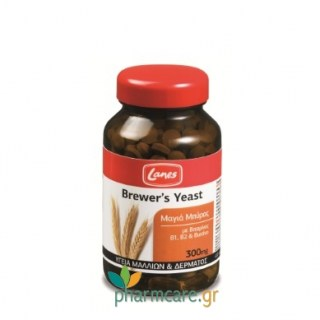 Lanes Brewers Yeast 300mg 400tabs