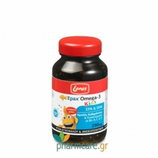Lanes Omega-3 Kids 290mg 60caps