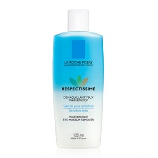 La Roche Posay Respectissime Waterproof Eye Make-Up Remover Ντεμακιγιάζ Ματιών 125ml