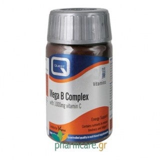 Quest Mega B Complex 60 tablets