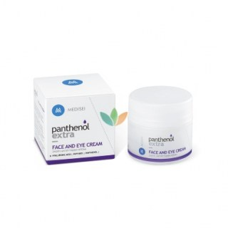 Panthenol Extra Face & Eye Cream 50ml