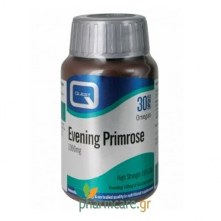 Quest Evening Primrose 1000mg 30tabs
