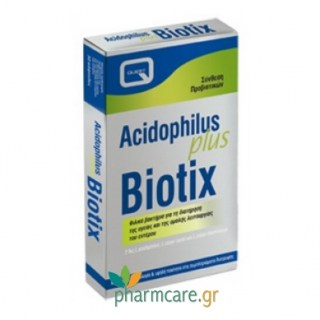 Quest Acidophilus Plus Biotix 30caps