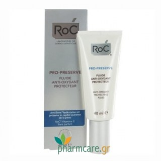 Roc Pro Preserve Fluide Light 40ml