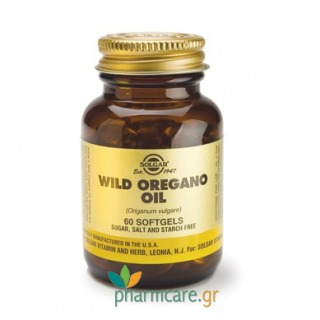 Solgar Wild Oregano Oil