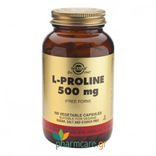 Solgar L-Proline 500mg