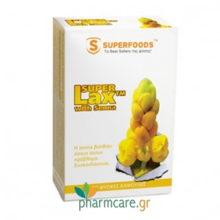 Superfoods Super Lax™   30 Κάψουλες 360mg