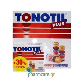 Tonotil Plus 10x10ml + 30% Προϊόν