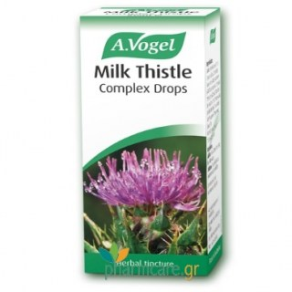 A.Vogel Milk Thistle Σταγόνες 50ml